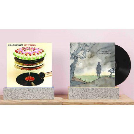 Box Le Vinyle Club - Octobre 2017