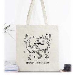TOTE BAG - LE VINYLE CLUB X KYLAM