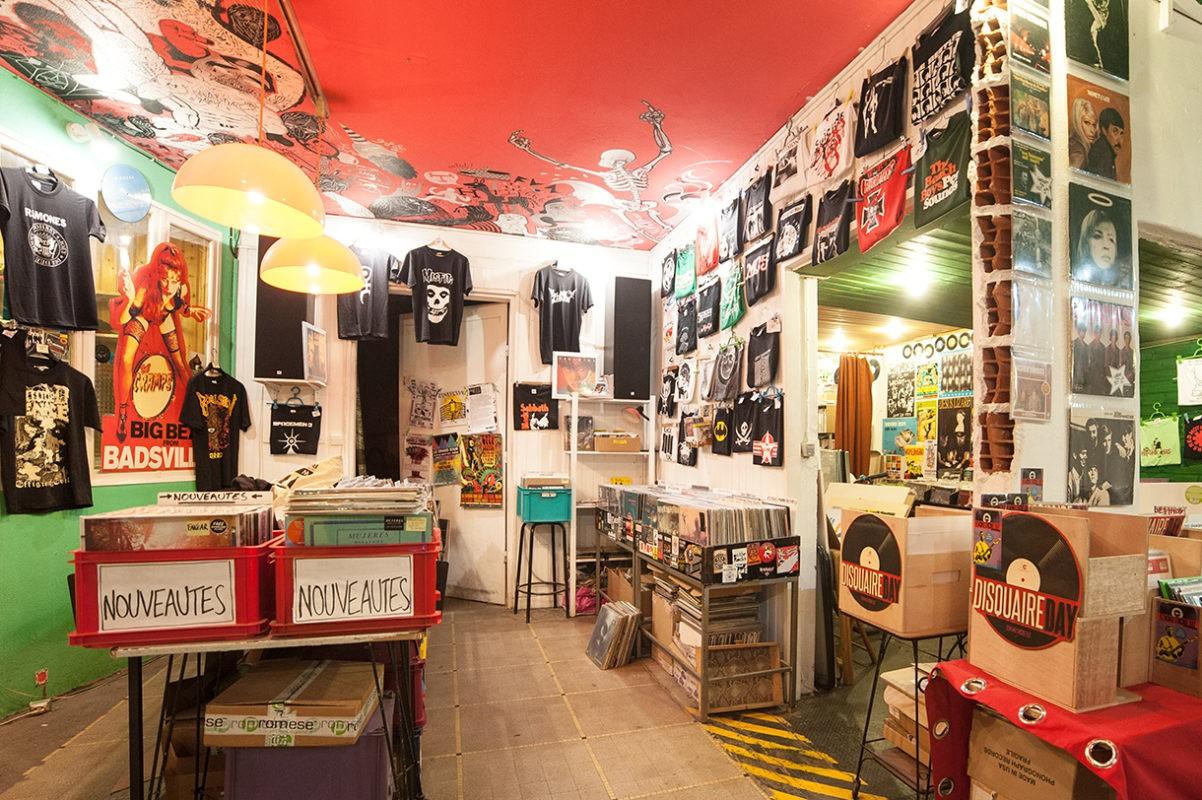 Total Heaven, disquaire du mois de Septembre, interview Le Vinyle Club