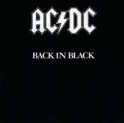 AC/DC – Back In Black