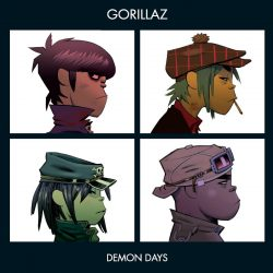 GORILLAZ – Demon Days