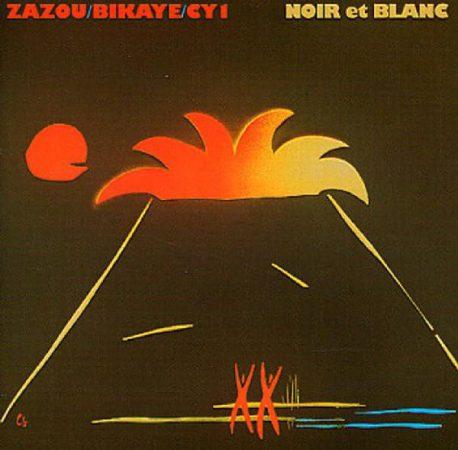 Zazou / Bikayé / Cy1 – Noir et Blanc