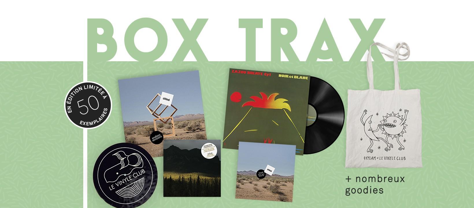 BOX TRAX MAG - Édition Limitée